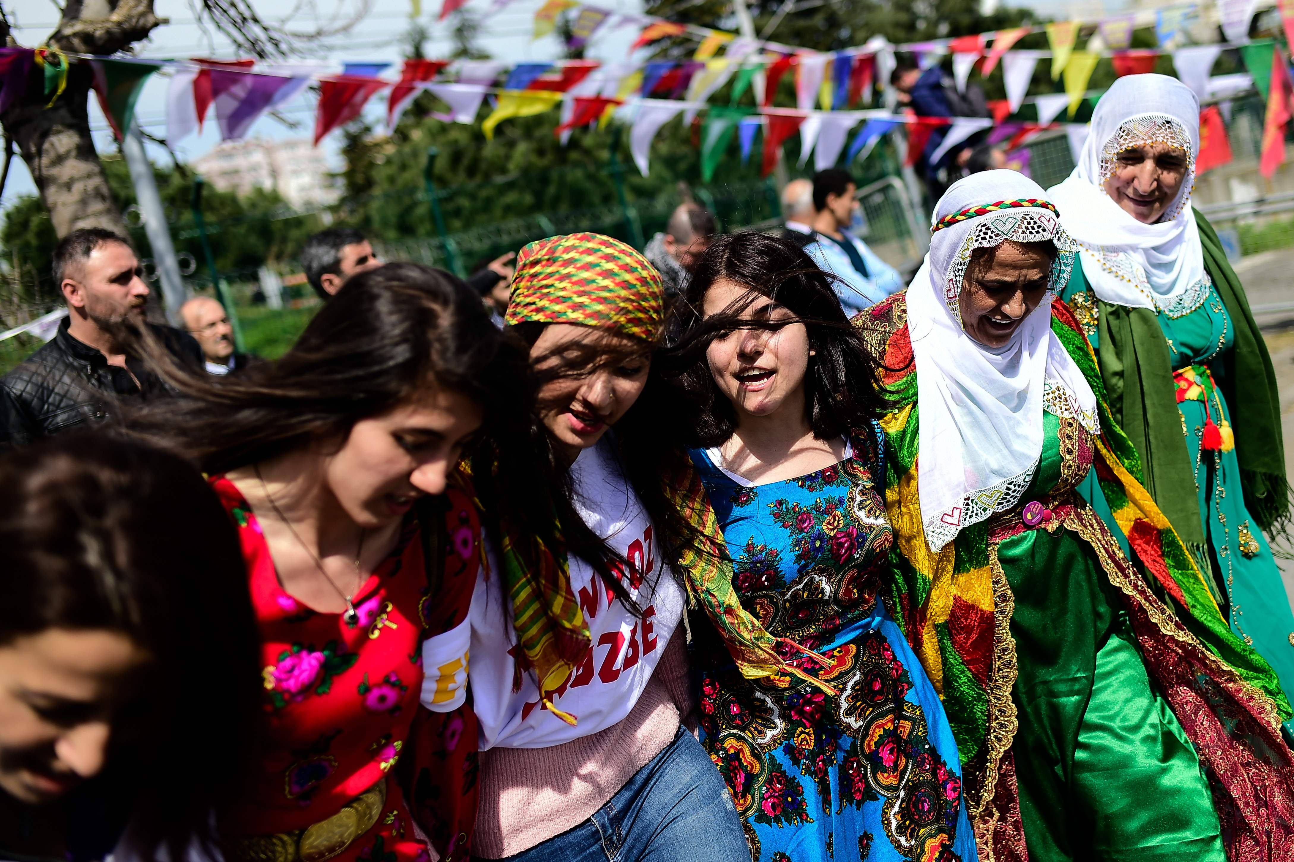 TURKEY-KURDS-NEW YEAR-NOWRUZ